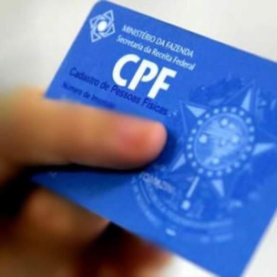 Como imprimir CPF – Aprenda
