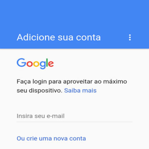 Como deslogar a conta do Play Store no Android