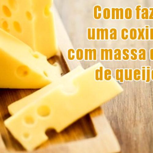 Como fazer coxinha com massa de pão de queijo – Receitas