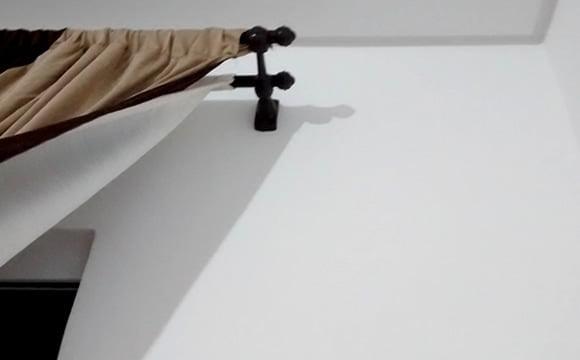 varao de cortina instalacao
