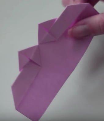 como fazer marcador de coracao