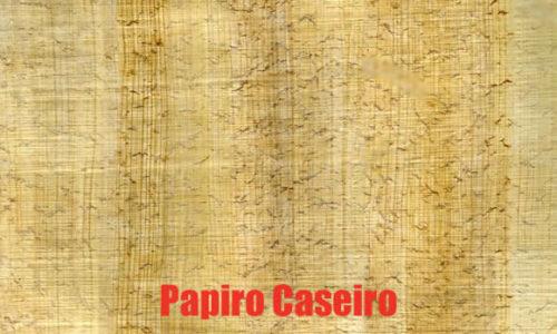 Como fazer um pergaminho e papiro caseiro