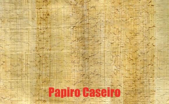 como fazer papiro