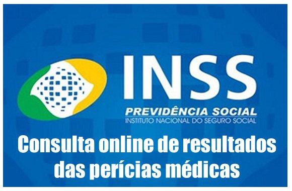 consulta online pericia medica inss