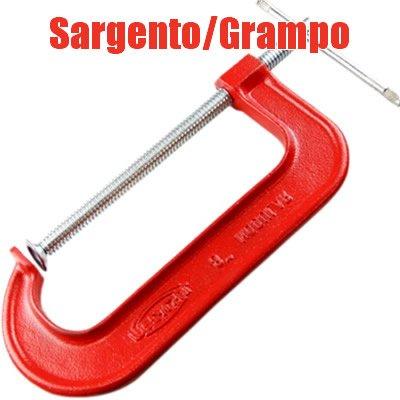 grampo sargento