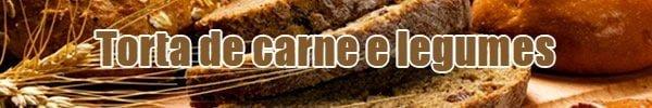 receita torta carne legumes sem gluten free
