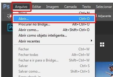 abrindo arquivo retirar objeto pessoa imagem