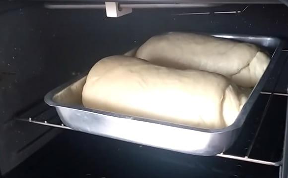 receita pao caseiro sem cilindrar forno
