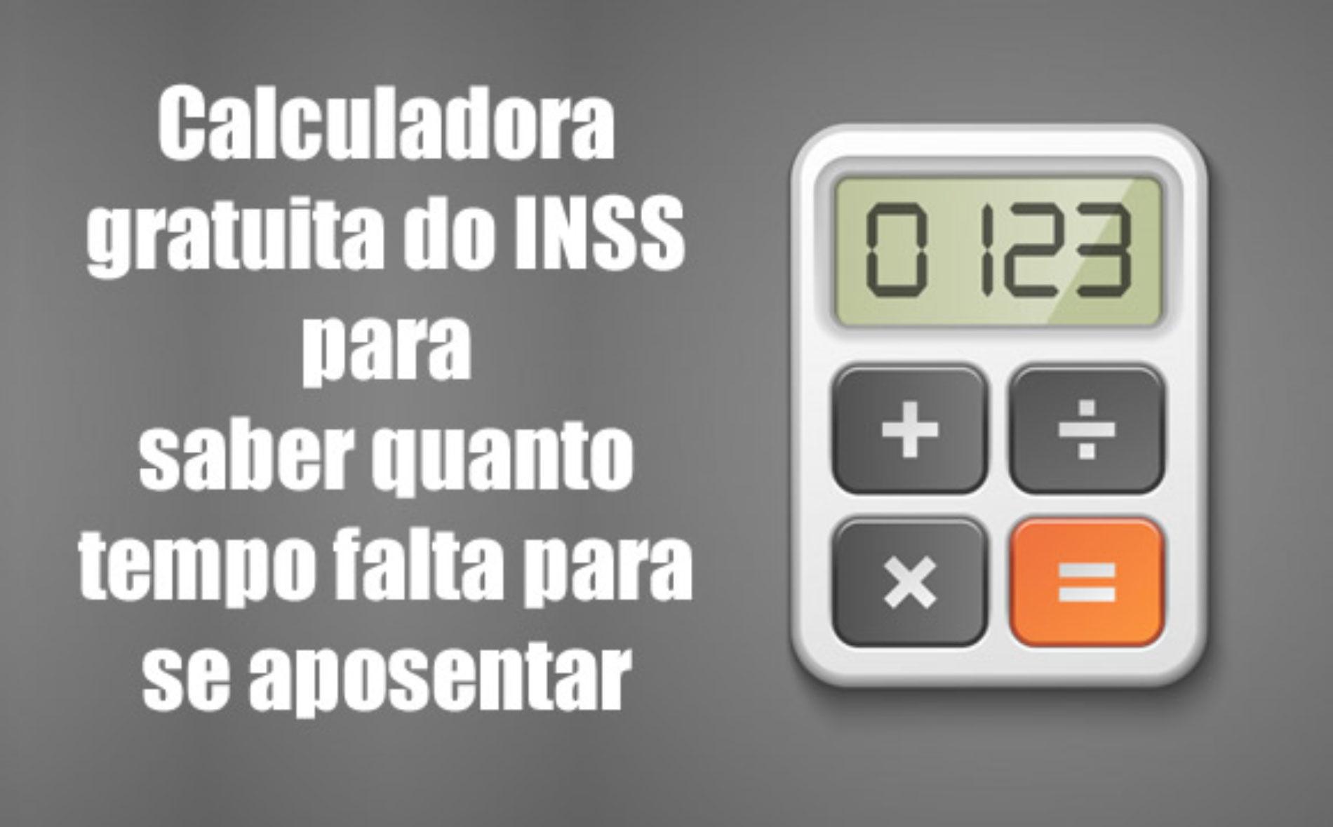 Calculadora online do INSS – Quanto tempo falta para aposentar?