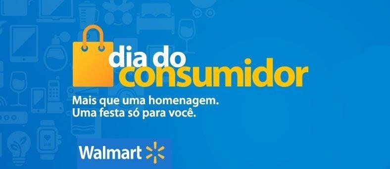 dia do consumidor walmart