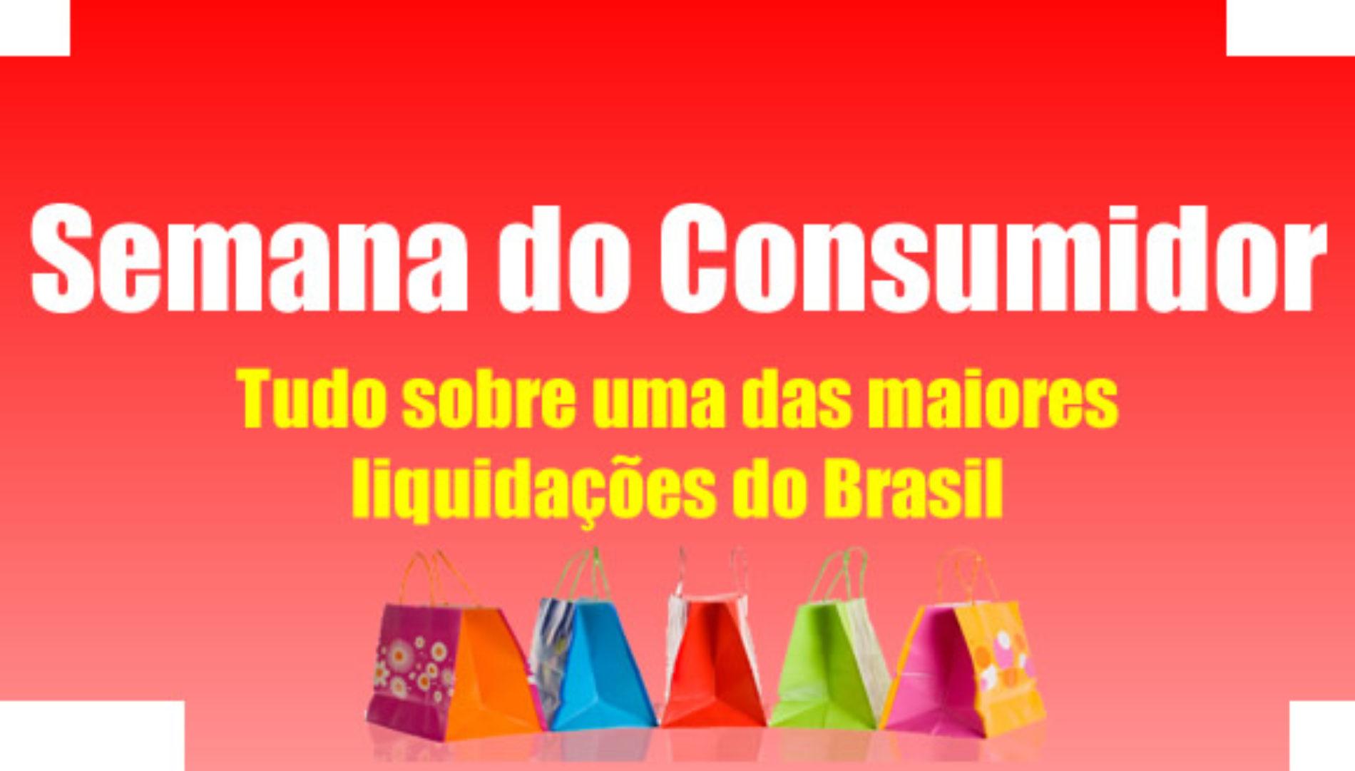 Semana do consumidor