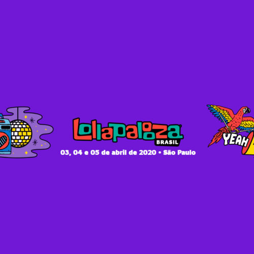 LineUp Programação Lolla BR 2020 | Lollapalooza