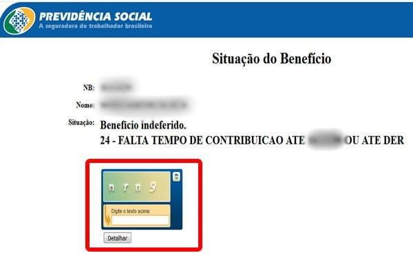 situacao beneficio inss consulta online