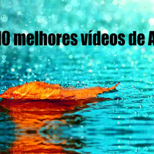 TOP 10 melhores vídeos de ASMR para dormir e relaxar