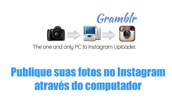 como publicar foto no instagram web pelo pc