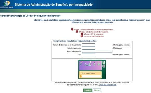 consulta online inss aposentados 2019