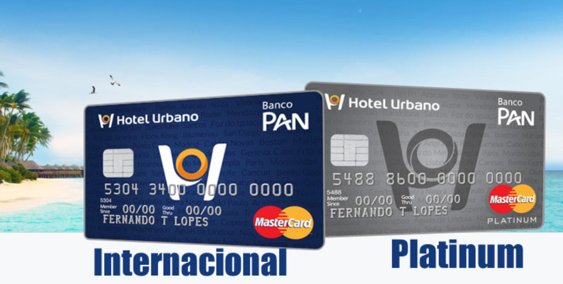 Como fazer o cartão de crédito do HURB Hotel Urbano?