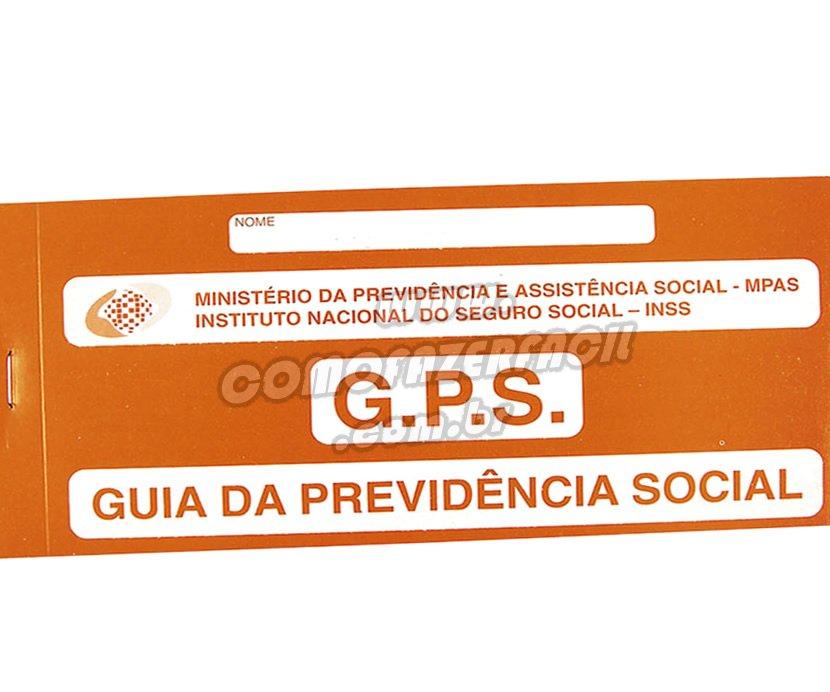 imagem do carne guia gps previdencia social