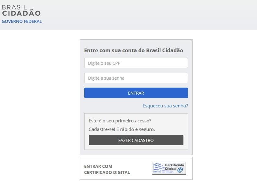 cadastro brasil cidadao viagens internacionais vacinas febre amarela