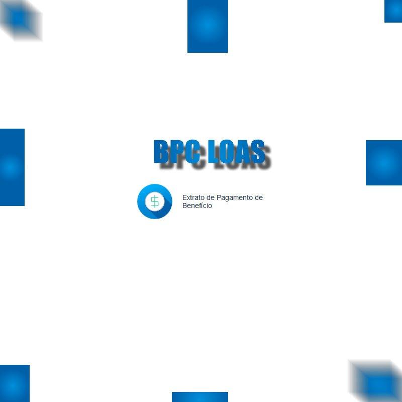 extrato pagamento online bpc loas consulta
