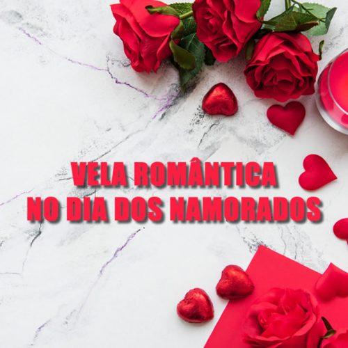 Como fazer vela caseira romântica perfumada – Dia dos Namorados