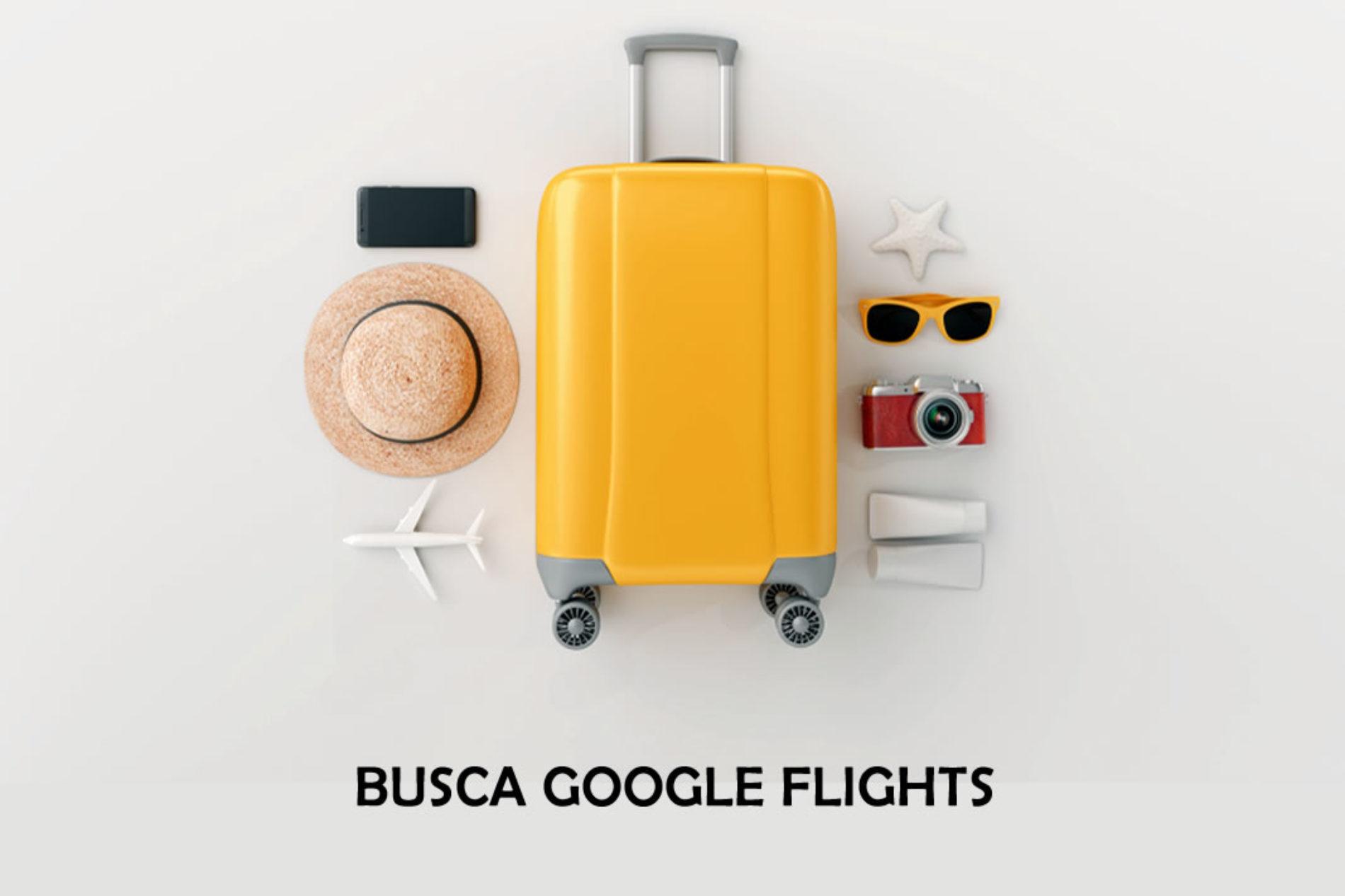 Como buscar passagens aéreas na Black Friday com o Google Flights
