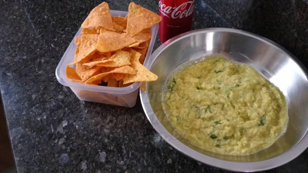 como fazer guacamole caseira muito facil receita