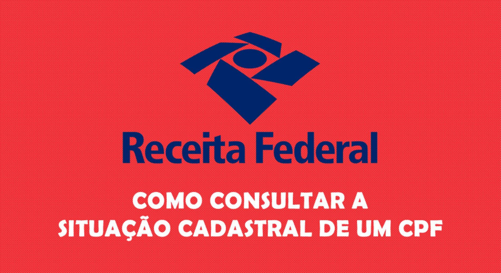 Como conferir a situação cadastral do CPF na Receita Federal?