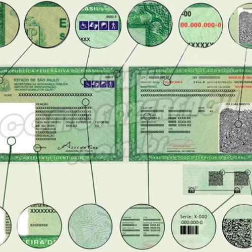 Como fazer a NOVA carteira de identidade RG com QR Code