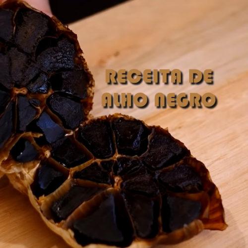 Como fazer Alho Negro, a receita do alho mais caro do mundo