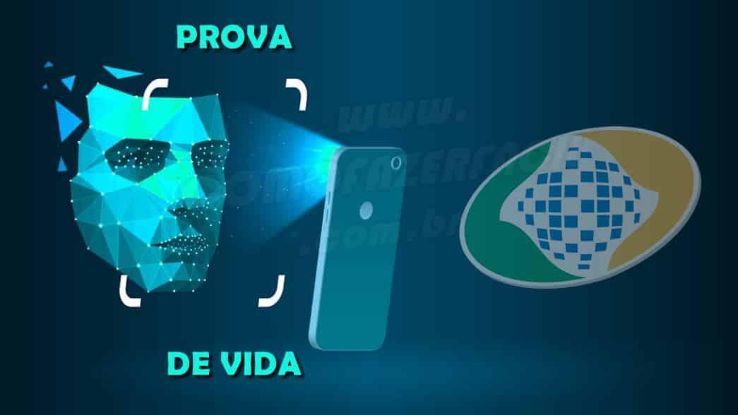 como fazer prova de vida biometrica digital facial