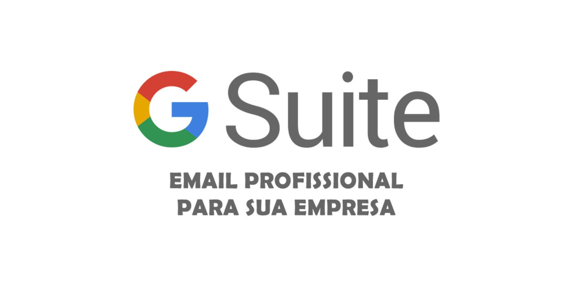 Como fazer um email profissional/empresarial Google Gsuite