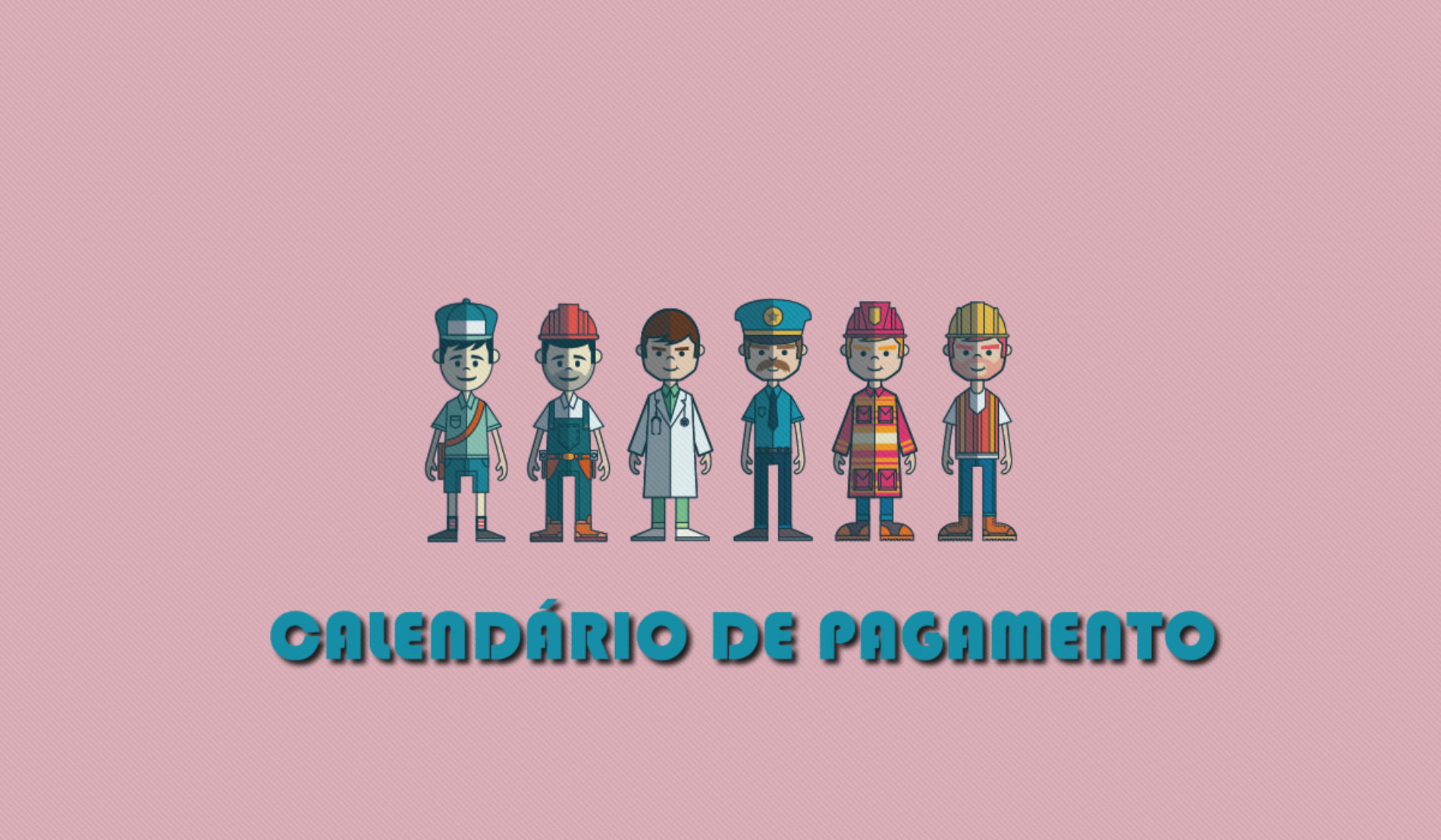 Calendário 2020 pagamentos servidores públicos no Brasil