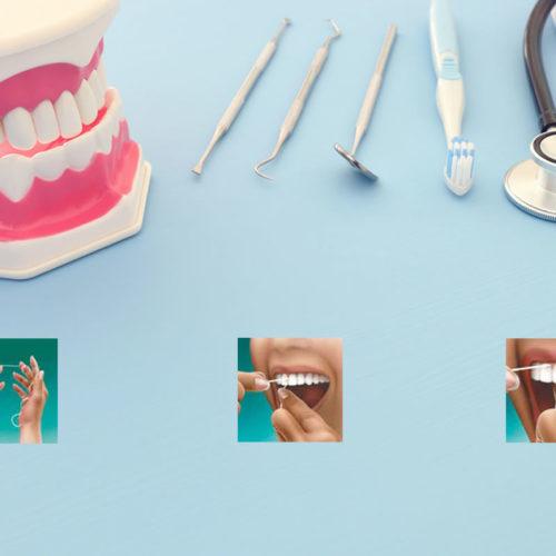 Como fazer o uso correto de fio dental