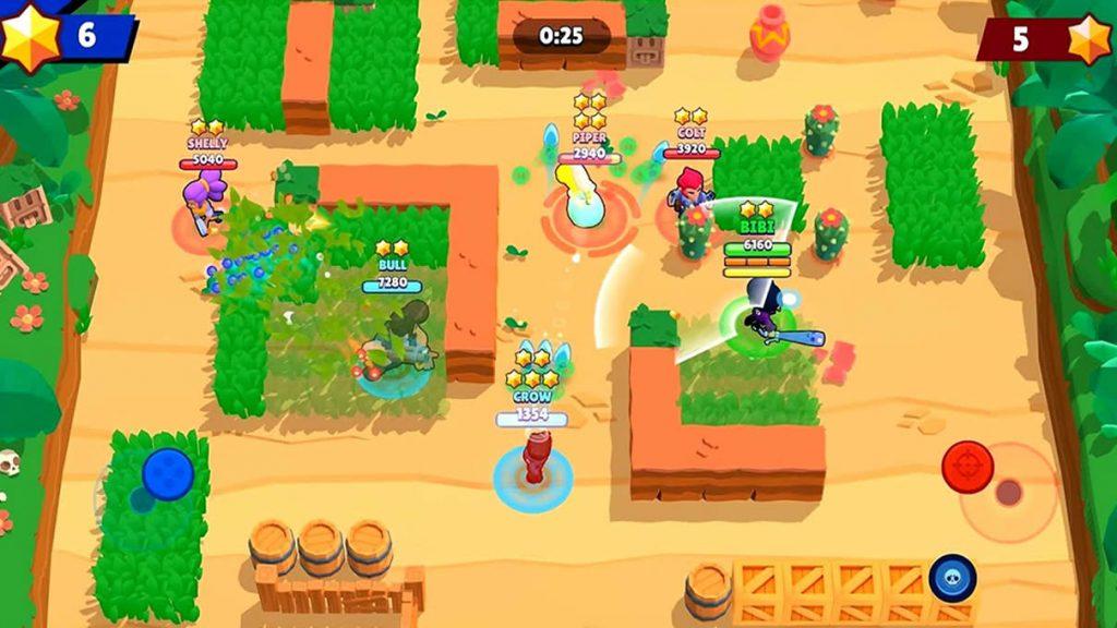 Brawl stars jogo da supercell para jogar online no período de quarentena.