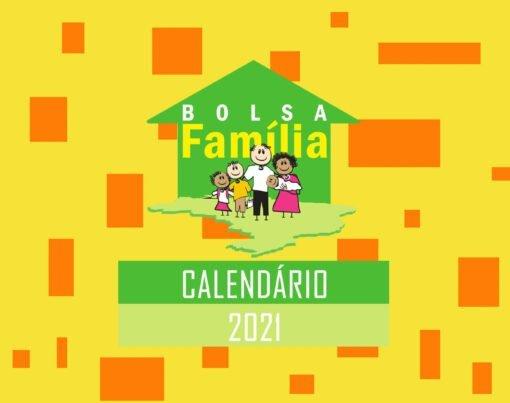 calendario bolsa familia 2021