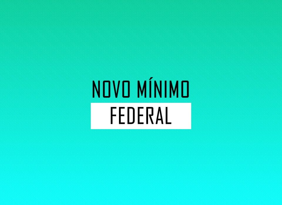 novo salario minimo brasil federal 2021