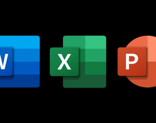 como colocar modo noturno word excel e power point microsoft