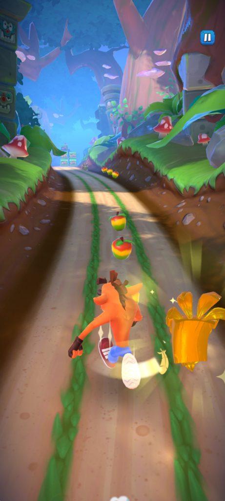 jogo para celular Crash On the Run android e ios