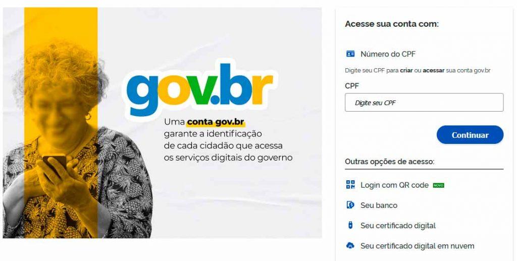 acesso unico do governo para transferir veiculos online