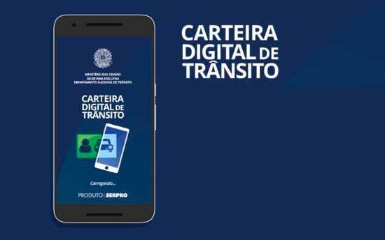 carteira digital de transito para transferencias online de veiculos
